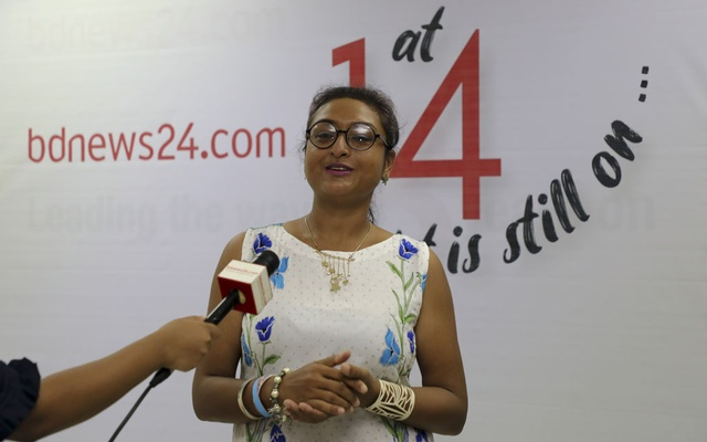 Quazi Shahreen Haq, a former employee, reflects on her career with bdnews24.com.