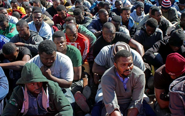 At least 74 drown in wreck off Libya, UN agency says