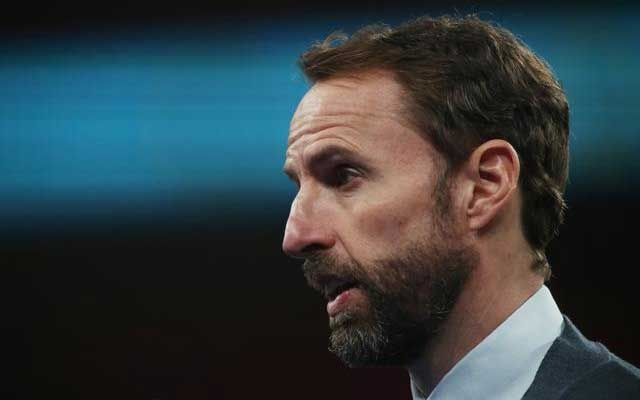 FILE PHOTO: Soccer Football - International Friendly - England v Republic of Ireland - Wembley Stadium, London, Britain - November 12, 2020 England manager Gareth Southgate after the match Pool via REUTERS/Nick Potts