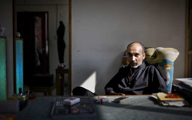 FILE -- Fashion designer Manish Arora at his office in Noida, India, Nov 22, 2008. The breakout fashion star of India's brand has been felled by business deals gone bad, unpaid wages lawsuits and vendor disputes that started at least three years ago, long before the coronavirus dealt the final blow. (Adam Ferguson/The New York Times)