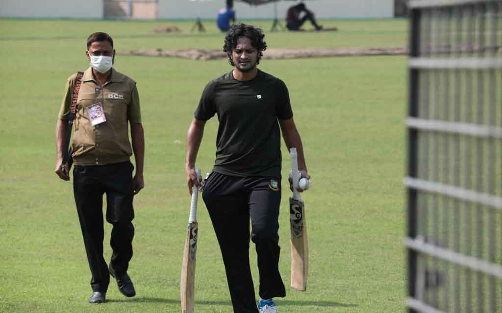bcb-assigns-bodyguard-for-shakib-at-practice-after-death-threats