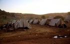 Tents belonging to Ethiopian refugees fleeing from the ongoing fighting in Tigray region, are seen at the Um-Rakoba camp, on the Sudan-Ethiopia border, in the Al-Qadarif state, Sudan November 23, 2020. Picture taken November 23, 2020. REUTERS/Mohamed Nureldin Abdallah