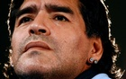 Argentina's football team head coach Diego Maradona attends a news conference in Marseille, February 10, 2009. Reuters