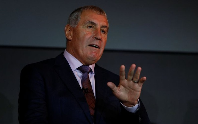 Peter Shilton during the Finalists Announcement at The Best FIFA Football Awards Action Images via Reuters/John Sibley