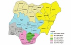 Map of Nigeria. Vanguardngr.com