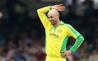 Australia bring in Lyon, fret over Finch's fitness against India