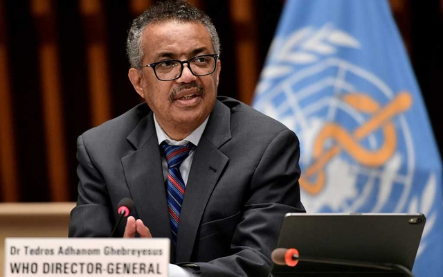 WHO chief: Vaccines show hope for future but must be shared equally