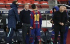Winning was all that mattered, says Koeman after scrappy Barca win