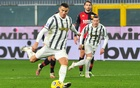 Juventus grind out win at Genoa with Ronaldo penalties