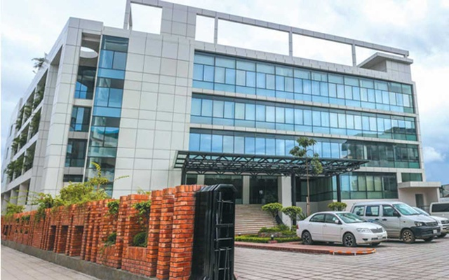 A view of the corporate office of Best Holdings Limited.