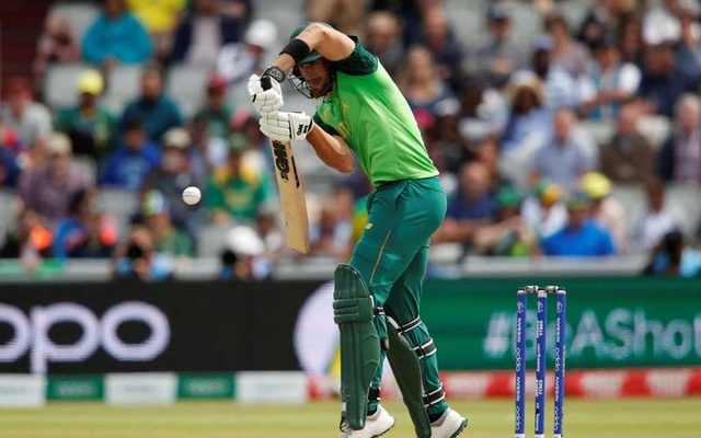 South Africa's Aiden Markram in action. REUTERS