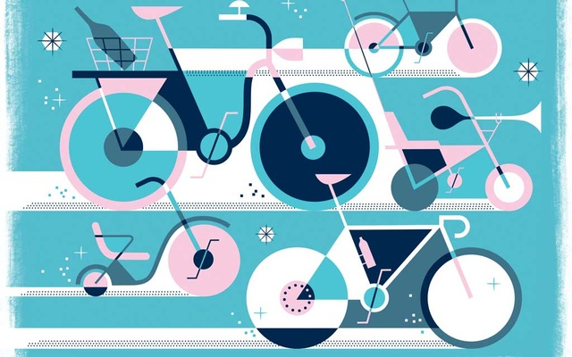 Tips from an expert for properly storing your bike and giving it the maintenance it needs in the colder weather. You might even be able to cycle all winter if you dress for the occasion. (Kirsten Ulve/The New York Times)