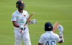 Chandimal, De Silva half-centuries put Sri Lanka on top in first Test v S Africa