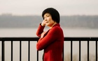 The acclaimed violinist Jennifer Koh in the Hudson Heights section of Manhattan, on Dec 11, 2020. Soon after the pandemic struck, a year's worth of bookings vanished for Koh, who found herself streaming concerts from her apartment. Elias Williams/The New York Times