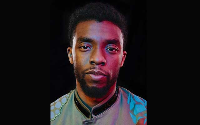 Chadwick Boseman in Beverly Hills, Calif, Jan 30, 2018. Death has rarely so shaped a year as it did in 2020. Boseman died on Aug. 28, 2020. (Brinson+Banks/The New York Times