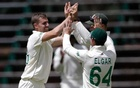 South Africa win second Test for 2-0 series sweep over Sri Lanka