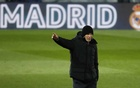Zidane isolating, missed training due to contact's COVID positive