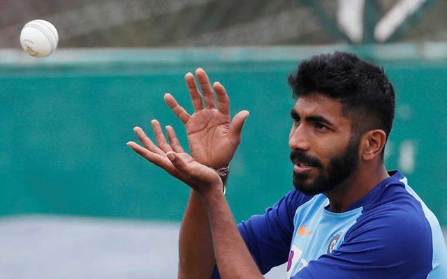 India v South Africa - ODI Series - India Nets - Dharamsala, India - March 11, 2020 India's Jasprit Bumrah during nets REUTERS/Adnan Abidi