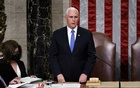 US House urges Pence to start process of removing Trump from office