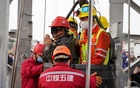 Chinese miners pulled to surface 2 weeks after underground explosion