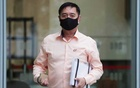 Ng Aik Leong, better known as Huang Yiliang, also has an unrelated charge of disturbing the public peace and is accused of fighting with another man. Photo: Kelvin Chng via The Straits Times