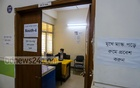 Dhaka's Mugda General Hospital has set up four booths for the COVID-19 vaccination drive. Photo: Asif Mahmud Ove