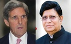 Kerry discusses possible US-Bangladesh collaboration on climate change with Momen