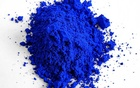 YInMn Blue is named for its chemical components: yttrium, indium and manganese. Courtesy of Mas Subramanian via The New York Times