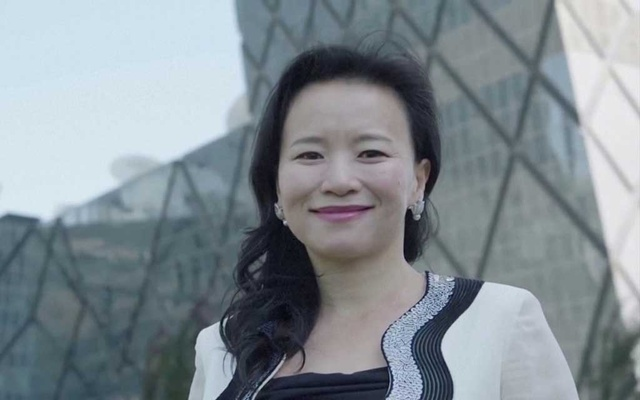 Australian journalist Cheng Lei is seen in Beijing, China, in this still image taken from undated video footage. REUTERS