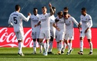 Real Madrid cruise to victory over Valencia