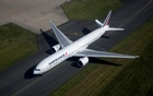 An Air France Boeing 777 prepares to take off from Paris Charles de Gaulle airport in Roissy-en-France during the outbreak of the coronavirus disease (COVID-19) in France May 25, 2020. REUTERS