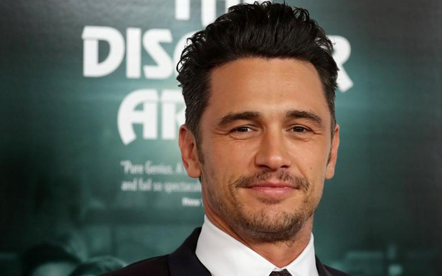 Director and star James Franco arrives for the gala presentation of