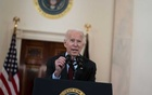 President Joe Biden speaks in the White House in Washington, Feb 22, 2021. In a coming phone call with King Salman of Saudi Arabia, Biden plans to warn the country that US is about to make public intelligence about who in their leadership was involved in the killing of Jamal Khashoggi. Doug Mills/The New York Times