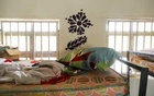 Personal items of one of the students from JSS Jangebe school are seen on the bed, a day after over 300 school girls were abducted by bandits, in Zamfara, Nigeria February 27, 2021. REUTERS