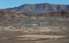 General view of Nevada Copper's Pumpkin Hollow copper mine in Yerington, Nevada, US, January 10, 2019. REUTERS