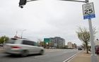 Representational Image: A car is seen driving along Queens Boulevard in the borough of Queens in New York, US, May 5, 2016. Reuters
