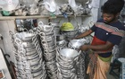 Crockery traders say they are yet to get back to business in full swing due to the coronavirus pandemic that struck Bangladesh about a year ago.