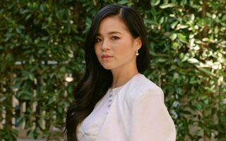 """The actress Kelly Marie Tran in Los Angeles, Feb 18, 2021. Tran has left the """"Star Wars"""" bullies behind to star as Disney's first Southeast Asian princess in """"Raya and the Last Dragon."""" She says, """"I'm finally asking for the things I want."""" Tracy Nguyen/The New York Times"""