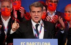 Laporta elected FC Barcelona's president, sends message to Messi