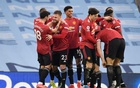 Man United end City's winning streak with derby victory