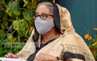 PM Hasina calls for citizens not to lower virus guard