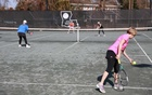 The pandemic drove people to tennis and golf. Will they keep playing?