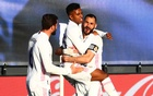 Real overcome Elche with late Benzema double