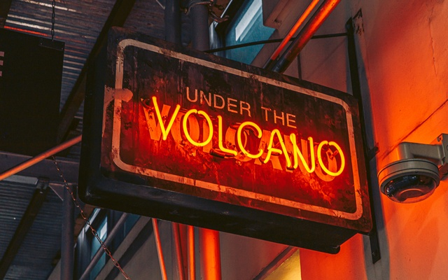 Under the Volcano in Manhattan, named for the 1947 novel by Malcolm Lowry, on March 24, 2021. The New York Times