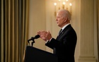 President Joe Biden speaks at the White House in Washington, April 6, 2021. The New York Times