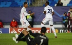 Real Madrid's Vinicius at the double to rattle Liverpool