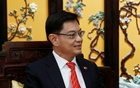 Singapore deputy PM unexpectedly steps aside as future premier, in succession setback