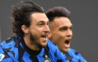 Darmian the unlikely match winner as Inter close on title