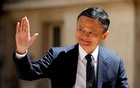 Jack Ma, billionaire founder of Alibaba Group, arrives at the