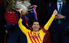 Messi fires Barca to Cup final win over Athletic Bilbao